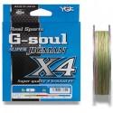 YGK G-SOUL Super Jigman x4 200m 18lb  1.0