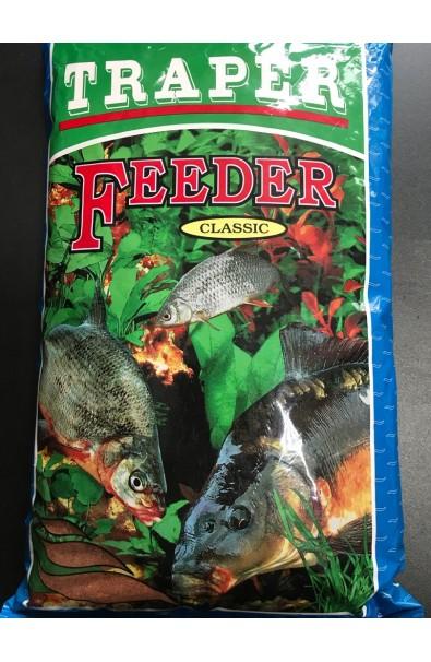 Groundbait TRAPER CLASIK FEEDER 2500 g