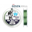 GOSEN W4 Hard Type PE  Braided Fishing Line 150m 1.5 30lb 14.0kg 0.216mm Green