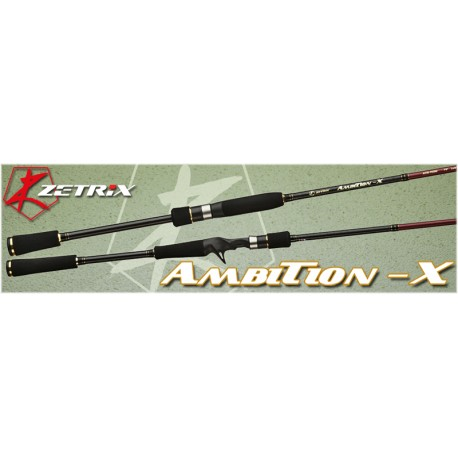 Zetrix Ambition-X AXS-802MH 9-33gr