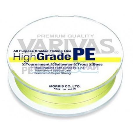 High Grade PE, 150M,  1.2 yellow