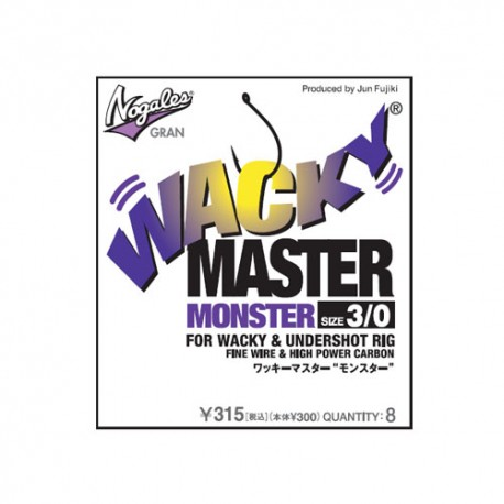 Gran Nogales WACKY MASTER Monster Size 2/0