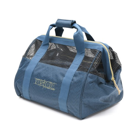 VISION Wader bag navy blue