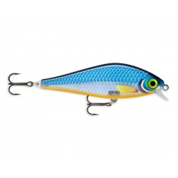 RAPALA Super Shadow RAP 16cm 77gr  Slow Sinking SSDR-16 BGH