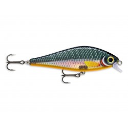 RAPALA Super Shadow RAP 16cm 77gr  Slow Sinking SSDR-16 HLW