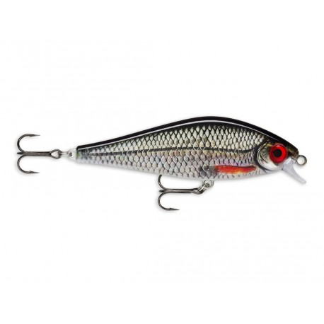 RAPALA Super Shadow RAP 16cm 77gr  Slow Sinking SSDR-16 ROL