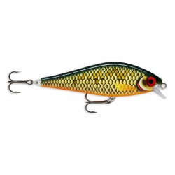 RAPALA Super Shadow RAP 16cm 77gr  Slow Sinking SSDR-16 SCRR