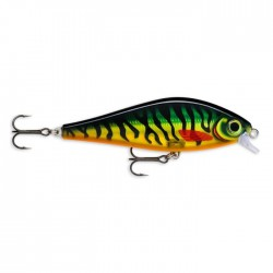 RAPALA Super Shadow RAP 16cm 77gr  Slow Sinking SSDR-16 HTIP