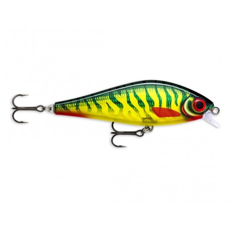 RAPALA Super Shadow RAP 16cm 77gr  Slow Sinking SSDR-16 HTP