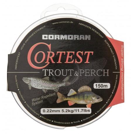 Cortest Trout&P 150m. 0.22