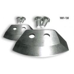 Ice knife NERO 130 SEMICIRCULAR 1001-130