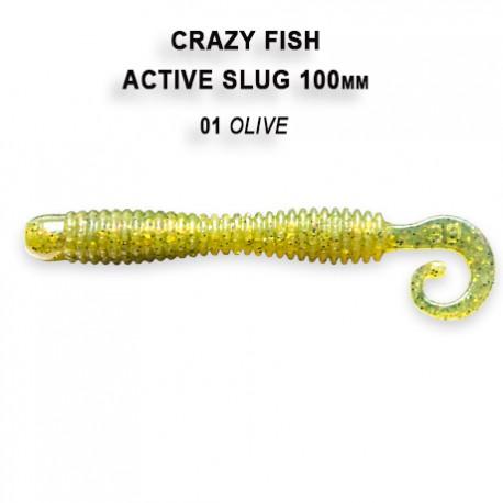 Crazy Fish ACTIVE SLUG 4  31-100-1-6
