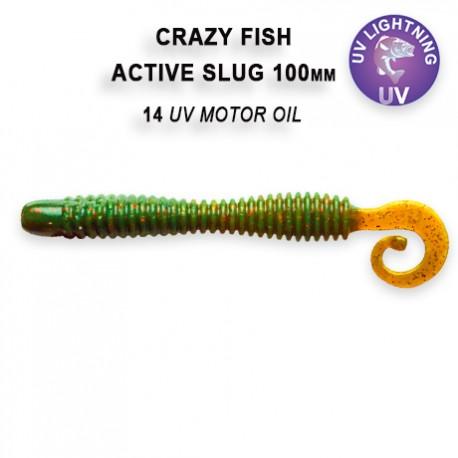Crazy Fish ACTIVE SLUG 4  31-100-14-6