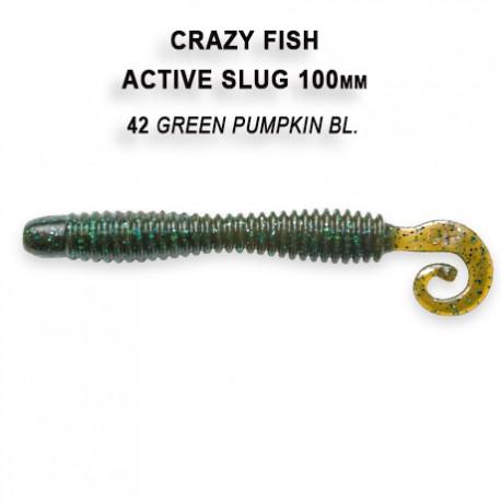 Crazy Fish ACTIVE SLUG 4 31-100-42-6