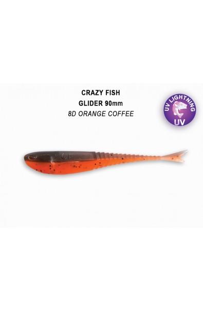 Crazy Fish GLIDER 3,5` 36-90-8d-6-F