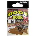 DECOY Body Hook worm23 s.8 9 tk
