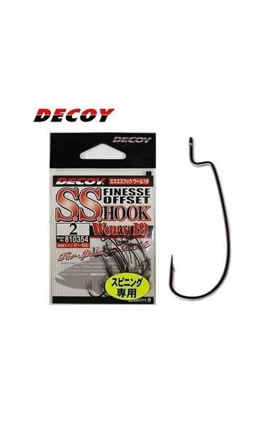 DECOY Worm 19 SS Hook 9tk Size 3