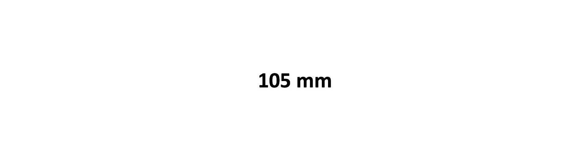 105 mm