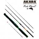 AKARA Fish Point Feeder 3.3m 40-80-120g