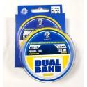 SMART Dual Band Braid 0.05mm 4.3kg 135m Sinking