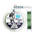 GOSEN W4 Hard Type PE Braided Fishing Line 150m 0.4 10lb 4.5kg 0.108mm Green