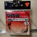 VIDO CRAFT Wire Leader AFW 1x19 25cm 8kg qty 2