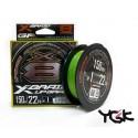 YGK X-Braid Upgrade x8 0.8 16lb 150m Marking