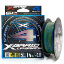 YGK X-Braid Upgrade x4 1.5 15lb 150m Marking