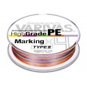 High Grade PE, 150M,  1.0  Marking X4 TYPE2 18LB
