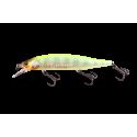 JACKALL Revoltage RV-Minnow 110SP Pol Chartreuse Back Bluegill