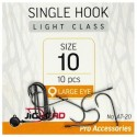 JIGHEAD Single Hook Light Class AT-20 Size 6 qty 8
