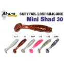 AKARA Soft Tail Mini Shad 30 122 qty 12