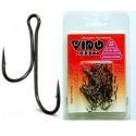VIDO Craft VD-083 Double Ryder Size 1/0 qty 25