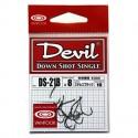 Vanfook Devil Down Shot Single DS-21B ¤5 qty 10