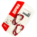 RAPALA Carabiner Red RCDCR qty 2