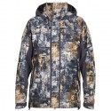 FHM Guard Competition Print Jacket Grey-Orange print/Grey Size 3XL