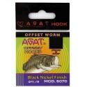 5070, Offset Worm 2/0