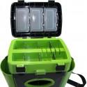 TONAR Helios FishBox Green 10L