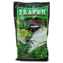 Groundbait TRAPER «SECRET» Tench-Crucian (green) (1000 g)