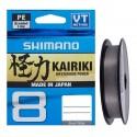 SHIMANO Kairiki 8 0.315mm 33.5kg 150m Steel Gray