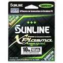 SUNLINE XPlasma Asegai x8 1.0 10lb 150m Light Green