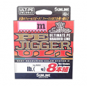 SUNLINE PE Jigger ULT x8 1.0 7.7kg 200m MultiColor