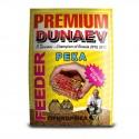 DUNAEV Premium Feeder River Red 1kg