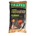 Groundbait TRAPER «FEEDER» TURBO (1000 g)