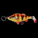 SAVAGE GEAR 4D Line Thru Perch Shad 20cm 100g SS 03-Albino