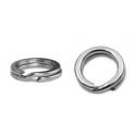 VIDO CRAFT VD-FDR Flat Double Ring 6.5mm qty 10