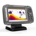 LOWRANCE Hook2-4x GPS All Season Pack