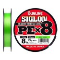 Sunline SIGLON PE x8 1.7 30lb 13kg. 150m Light Green