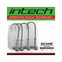 INTECH Big Game Puncher Size 6/0 10g qty 4