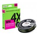 SUFIX SFX 4X 0.128mm 5.5kg 135m Lo Vis Green